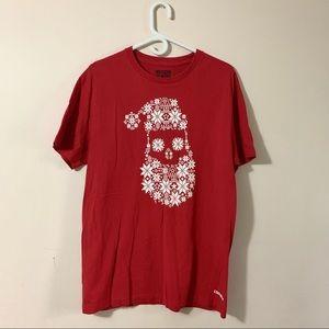 Converse All Star Santa Shirt